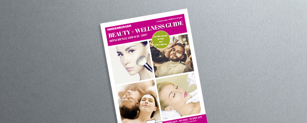 Beauty + Wellness Guide Cover