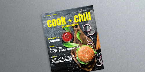 Cook + Chill Cover