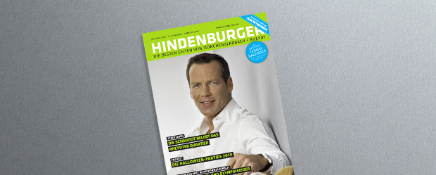 HINDENBURGER Cover