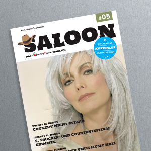 SALOON Cover